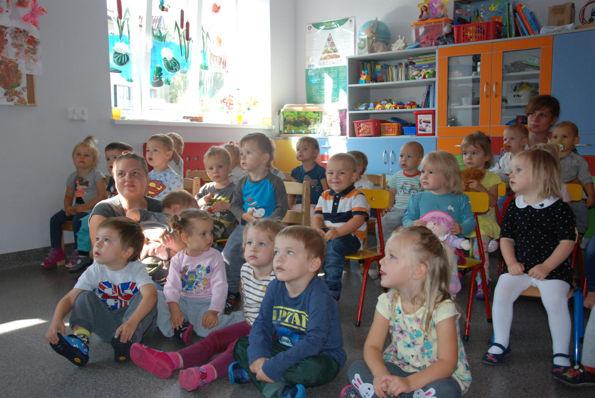 Teatrzyk lalkowy – Pinokio
